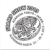 Stamp Show 2013