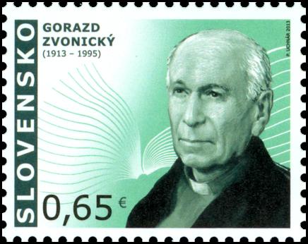 Personalities: Gorazd Zvonický (1913 – 1995)