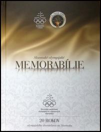 Slovenské olympijské memorabílie