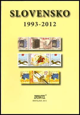 Catalog Slovensko 1993 - 2012