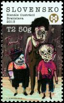 Bienále ilustrácií Bratislava 2013