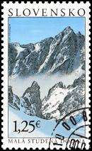 Krásy našej vlasti: Tatranské motívy – Malá studená dolina