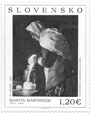 UMENIE: Martin Martinček (1913 – 2004)