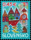 Vianočná pošta 2013