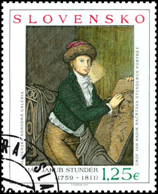 ART: Ján Jakub Stunder (1759 – 1811)