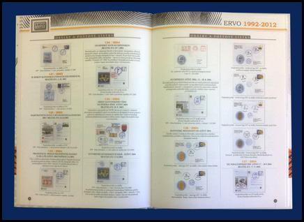 Knižná publikácia: ERVO 1992-2012