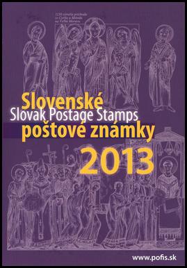 Ročník známok 2013