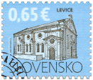 Cultural Heritage of Slovakia: Synagogue in Levice