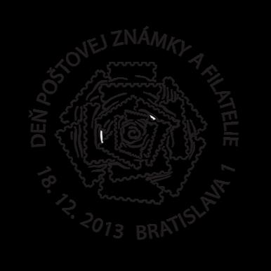 Deň poštovej známky a filatelie 2013