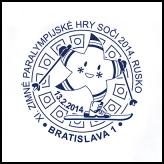 XI. zimné paralympijské hry Soči 2014