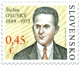Personalities: Štefan Osuský (1889 – 1973)