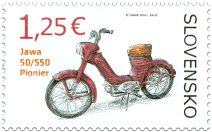 Technical Monuments: Historic Motorcycles– Jawa 50/550 Pioneer