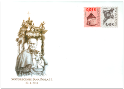 Canonization of John Paul II.
