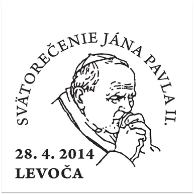Svätorečenie Jána Pavla II.