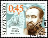 Personalities: Pavol Horov (1914 – 1975)