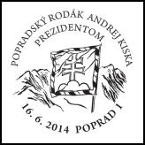 Popradský rodák Andrej Kiska prezidentom