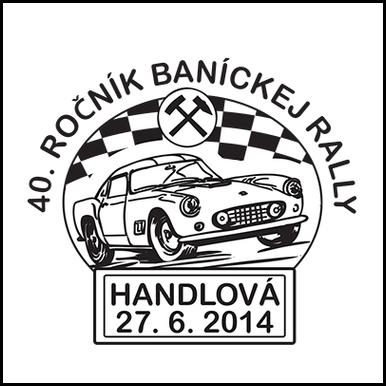 Banícka rally 2014
