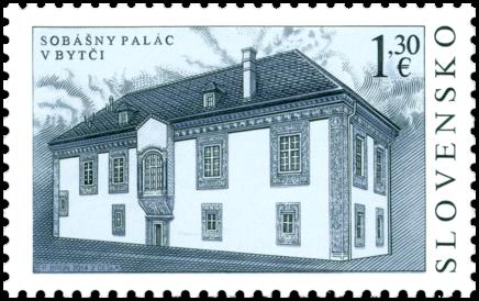 Krásy našej vlasti: Sobášny palác v Bytči