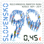 90th Anniversary of the International Peace Marathon in Košice