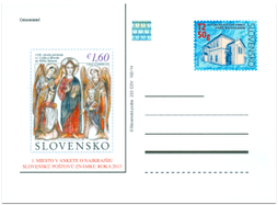 The Most Beautiful Postage Stamp of the Year 2013