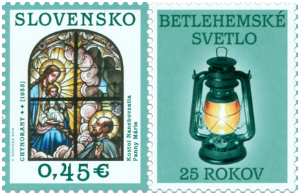 Christmas 2014: Nativity  – Stained Glass Windows of Romanticism