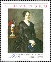 UMENIE: Peter Michal Bohúň (1822 – 1879)