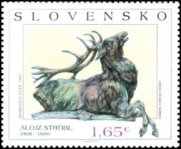 ART: Alojz Stróbl (1856 – 1926)