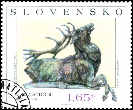 UMENIE: Alojz Stróbl (1856 – 1926)