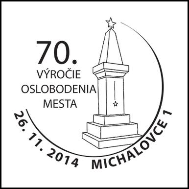 70. výročie oslobodenia mesta