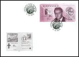 Deň poštovej známky: Severín Zrubec (1921 – 2011)