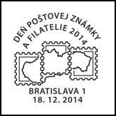 Deň poštovej známky a filatelie 2014