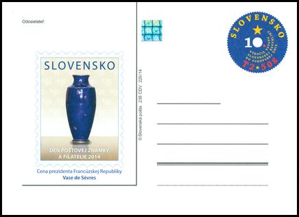 Deň slovenskej poštovej známky a filatelie 2014