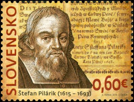 Personalities: 400th Birth Anniversary of Štefan Pilárik (1615 – 1693)