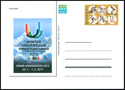 Zimná univerziáda 2015