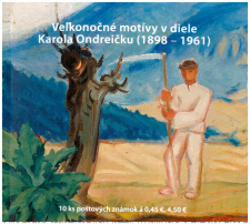 Easter motifs in the work of Karol Ondreička (1898 – 1961)