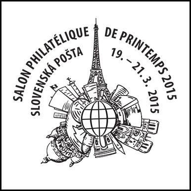 Salon philatélique de printemps 2015