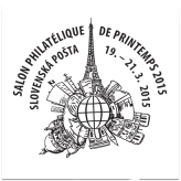 Salon philatélique de printemps 2015