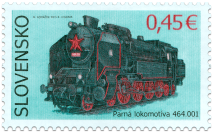 Technical Monuments: Steam Locomotive 464.001