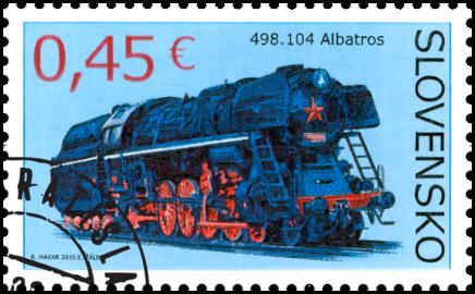 Technické pamiatky: 498.104 Albatros