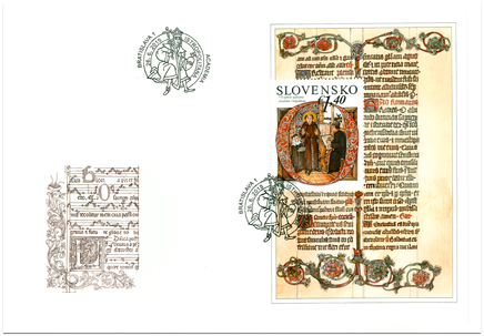 Special Cover: 550th Anniversary of Establishing the Academia Istropolitana