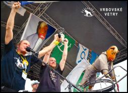 Pohľadnica: Hudobný festival Vrbovské vetry