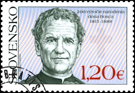 200. výročie narodenia dona Bosca (Giovanni Melchior Bosco 1815 – 1888)