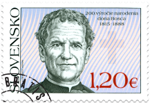 200th Birth Anniversary of don Bosco (Giovanni Melchior Bosco 1815 – 1888)