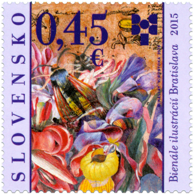Bienále ilustrácií Bratislava 2015