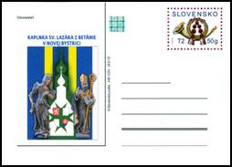 Kaplnka sv. Lazara z Betánie v Novej Bystrici