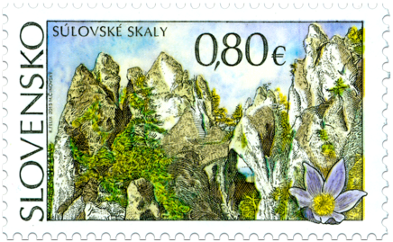 Beauties of our Homeland: The Súľov Rocks