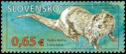 Ochrana prírody: Chránená krajinná oblasť  Poľana  – Vydra riečna (Lutra lutra)