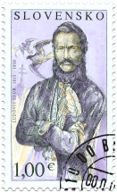 Personalities: 200th Birth Anniversary of Ľudovít Štúr (1815 – 1856)