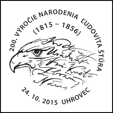 200th Birth Anniversary of Ľudovít Štúr (1815 – 1856)