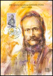 Osobnosti: 200. výročie narodenia Ľudovíta Štúra (1815 – 1856)